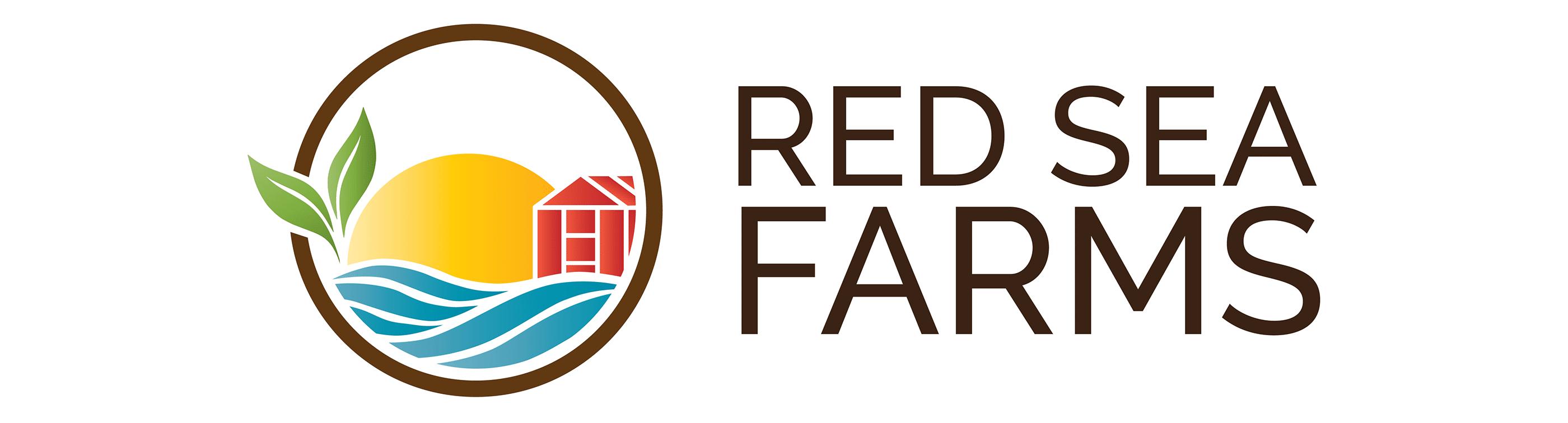 Redsea Farms logo