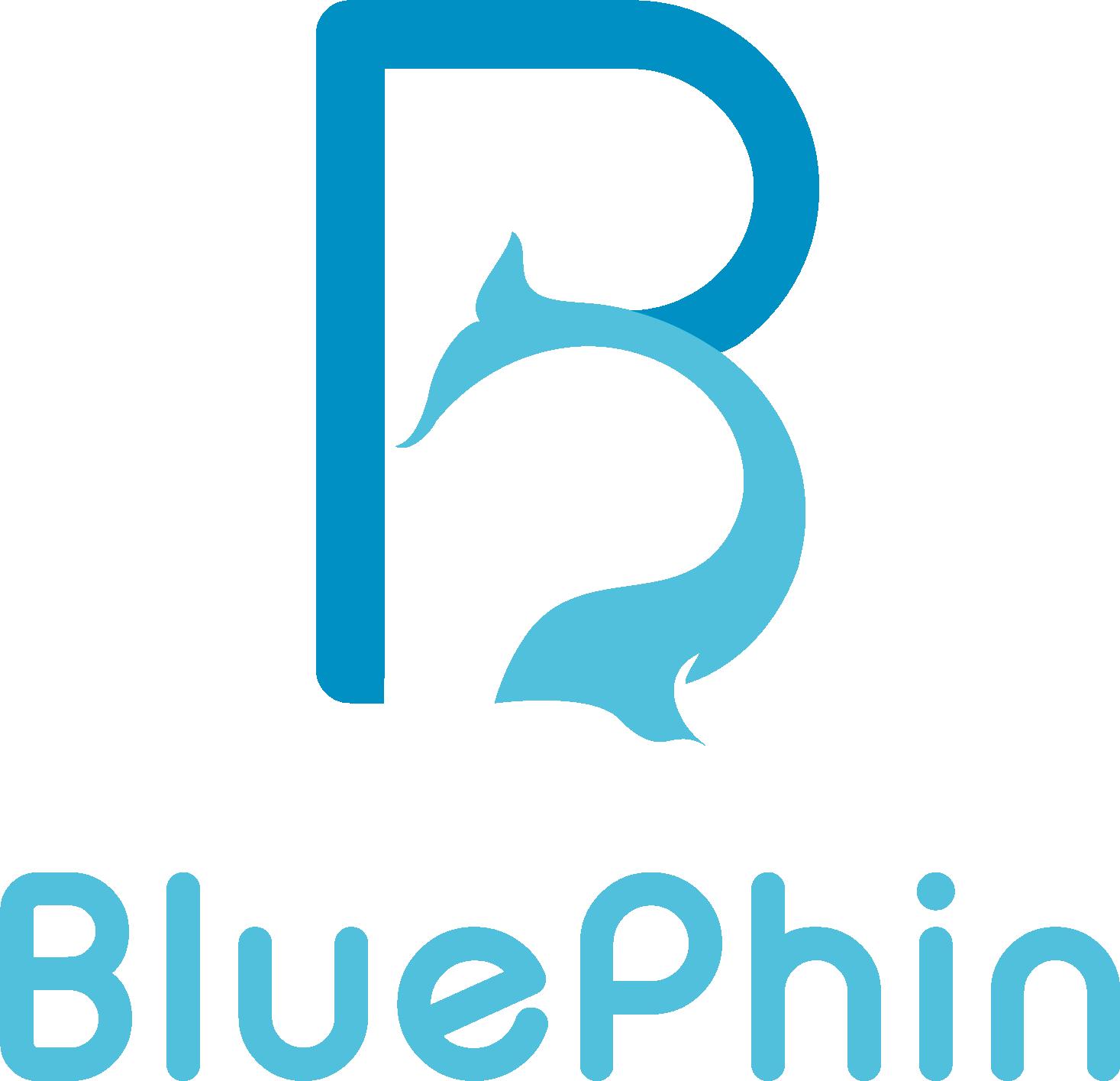 Bluephin logo