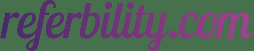 Referbility logo