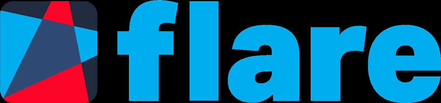 Flare logo
